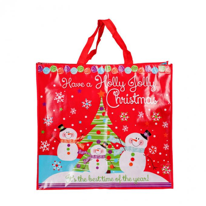 Eco Friendly Laminated Non Woven Polypropylene Bags For Promotional Gift
