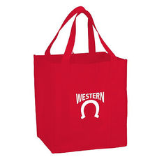 China Eco Friendly Shopping Bags Personalized  Grocery Tote Bags Silk Screen Printing supplier