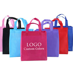 China Recycled Non Woven Grocery Tote 100 Polypropylene Shopping Bags Eco friendly supplier