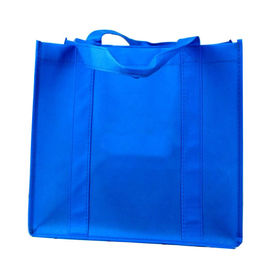 China Recyclable Portable Non Woven Polypropylene Tote Bags For Grocery Shopping distributor