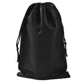 China Recyclable Water Resistant Drawstring Bag Lightweight Drawstring Backpack distributor