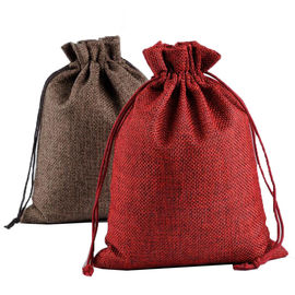 China Eco Friendly Recyclable Non Woven Drawstring Bag For Gift , Promotion distributor