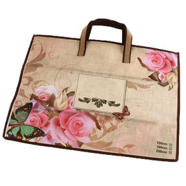 China Laminated Non Woven Bag Eco Friendly Reusable Tote Bag Tote Bag With Zipper factory