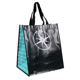 China Shopping Laminated Non Woven Bag Washable Eco Friendly Shopping Totes distributor