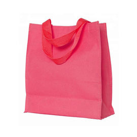 China Grocery Totes Printed D Cut Non Woven Bags Ecological Eco Friendly Cloth Bags distributor